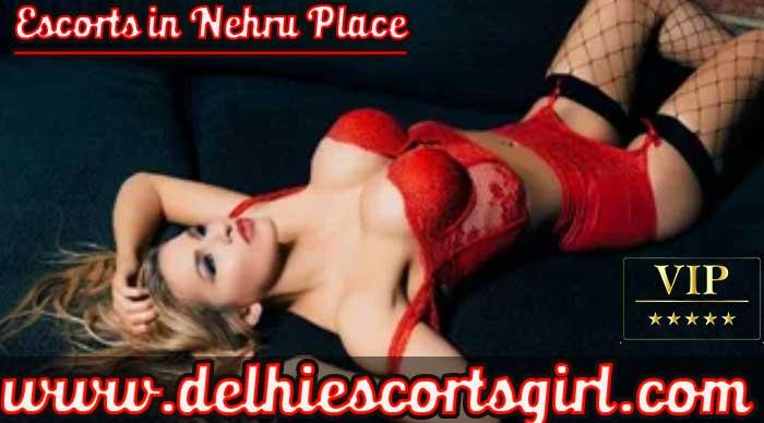 Escorts-in-Nehru-Place